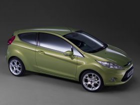 Ver foto 19 de Ford Fiesta 3 puertas 2008
