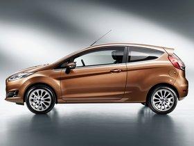 Ver foto 3 de Ford Fiesta 3 puertas 2013