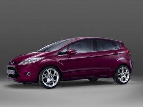 Ver foto 10 de Ford Fiesta 5 puertas 2008