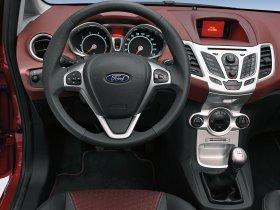 Ver foto 7 de Ford Fiesta 5 puertas 2008