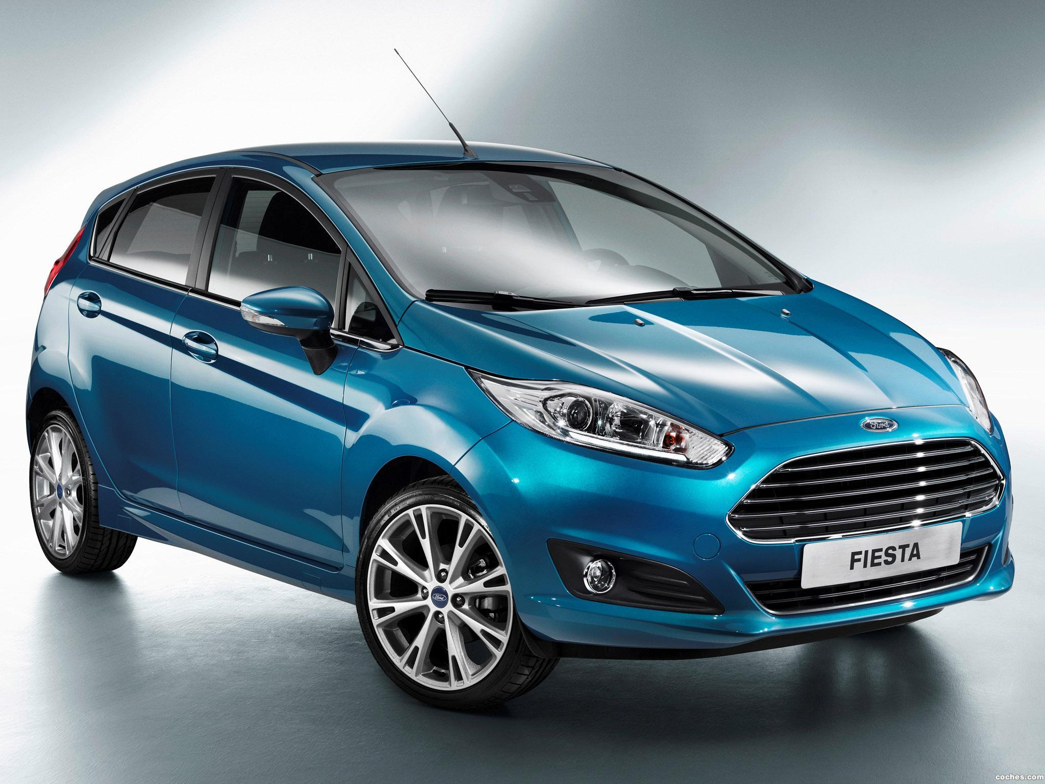 Foto 0 de Ford Fiesta 5 puertas 2013