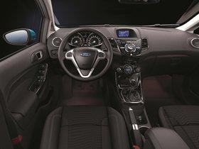 Ver foto 5 de Ford Fiesta 5 puertas 2013