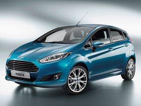 Ver foto 2 de Ford Fiesta 5 puertas 2013