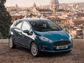 Ver foto 9 de Ford Fiesta 5 puertas 2013