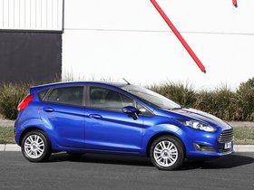 Ver foto 14 de Ford Fiesta 5 puertas Australia 2013