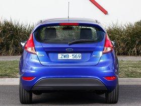Ver foto 10 de Ford Fiesta 5 puertas Australia 2013