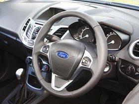 Ver foto 23 de Ford Fiesta 5 puertas Australia 2013