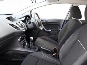 Ver foto 22 de Ford Fiesta 5 puertas Australia 2013