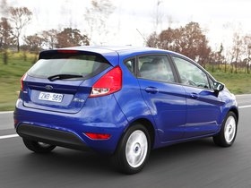 Ver foto 17 de Ford Fiesta 5 puertas Australia 2013