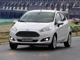 Ver foto 15 de Ford Fiesta Brasil 2014