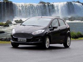 Ver foto 13 de Ford Fiesta Brasil 2014