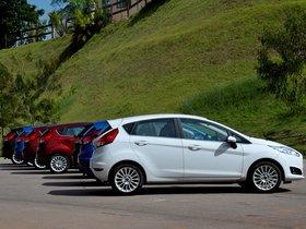 Ver foto 12 de Ford Fiesta Brasil 2014