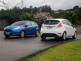 Ver foto 11 de Ford Fiesta Brasil 2014