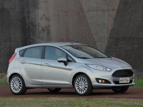 Ver foto 10 de Ford Fiesta Brasil 2014
