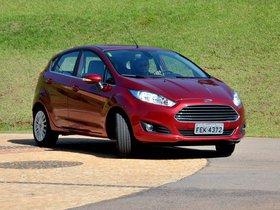 Ver foto 9 de Ford Fiesta Brasil 2014