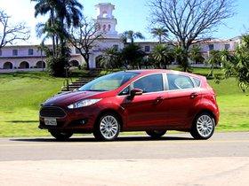 Ver foto 4 de Ford Fiesta Brasil 2014