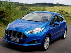 Ver foto 1 de Ford Fiesta Brasil 2014