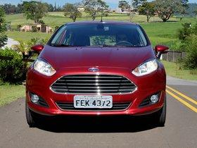 Ver foto 27 de Ford Fiesta Brasil 2014
