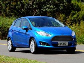 Ver foto 24 de Ford Fiesta Brasil 2014