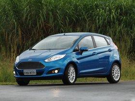 Ver foto 23 de Ford Fiesta Brasil 2014