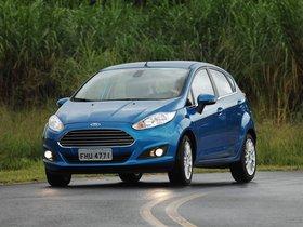 Ver foto 22 de Ford Fiesta Brasil 2014