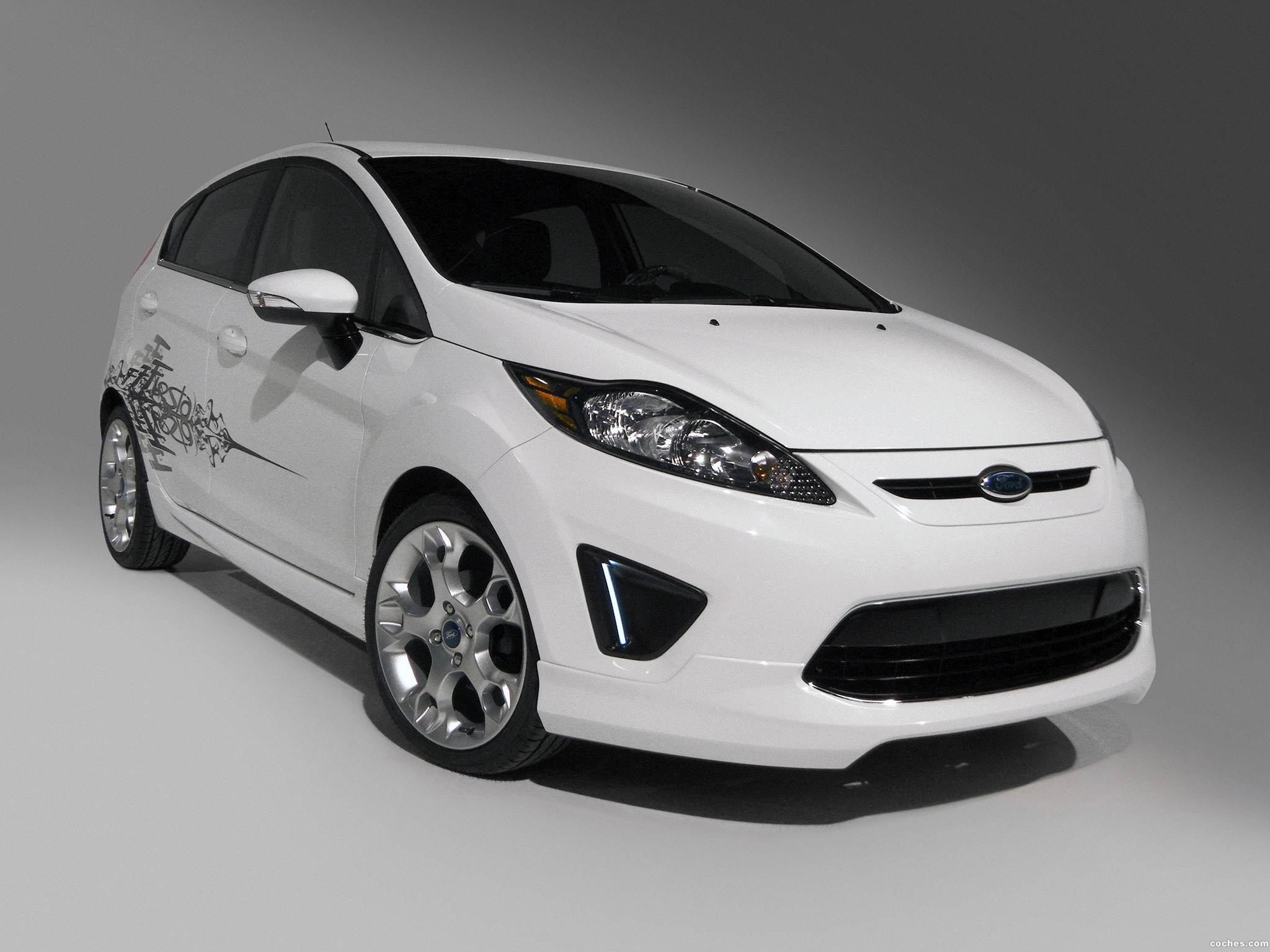 Foto 0 de Ford Fiesta Custom Accessories 2010