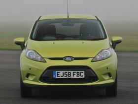Ver foto 3 de Ford Fiesta 3 puertas ECOnetic 2008