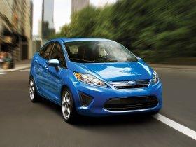Ver foto 2 de Ford Fiesta Hatchback USA 2010