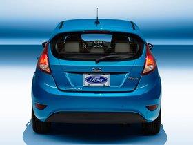 Ver foto 7 de Ford Fiesta Hatchback USA 2012