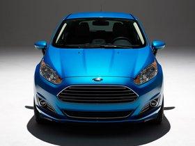 Ver foto 6 de Ford Fiesta Hatchback USA 2012