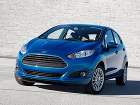Ver foto 2 de Ford Fiesta Hatchback USA 2012