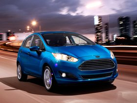 Fotos de Ford Fiesta Hatchback USA 2012