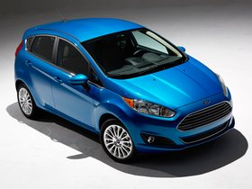 Ver foto 13 de Ford Fiesta Hatchback USA 2012
