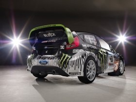 Ver foto 4 de Ford Fiesta Monster World Rally Team Ken Block 2010