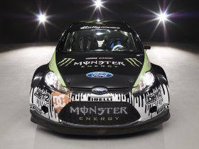 Ver foto 3 de Ford Fiesta Monster World Rally Team Ken Block 2010