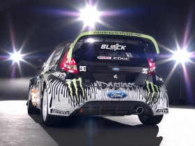 Ver foto 2 de Ford Fiesta Monster World Rally Team Ken Block 2010