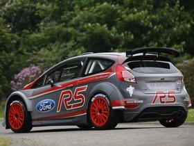 Ver foto 2 de Ford Fiesta R5 2013