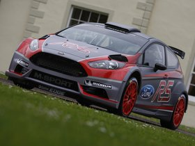Fotos de Ford Fiesta R5 2013