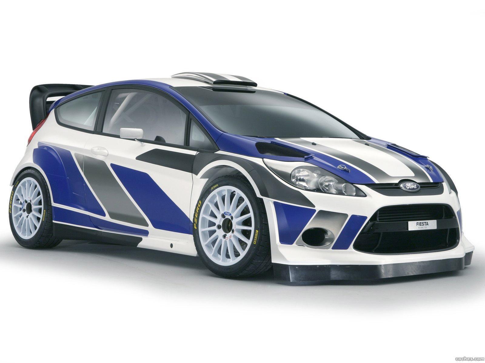 Foto 0 de Ford Fiesta RS WRC 2010