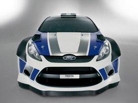 Ver foto 3 de Ford Fiesta RS WRC 2010