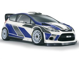 Fotos de Ford Fiesta RS WRC 2010