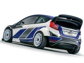 Ver foto 5 de Ford Fiesta RS WRC 2010
