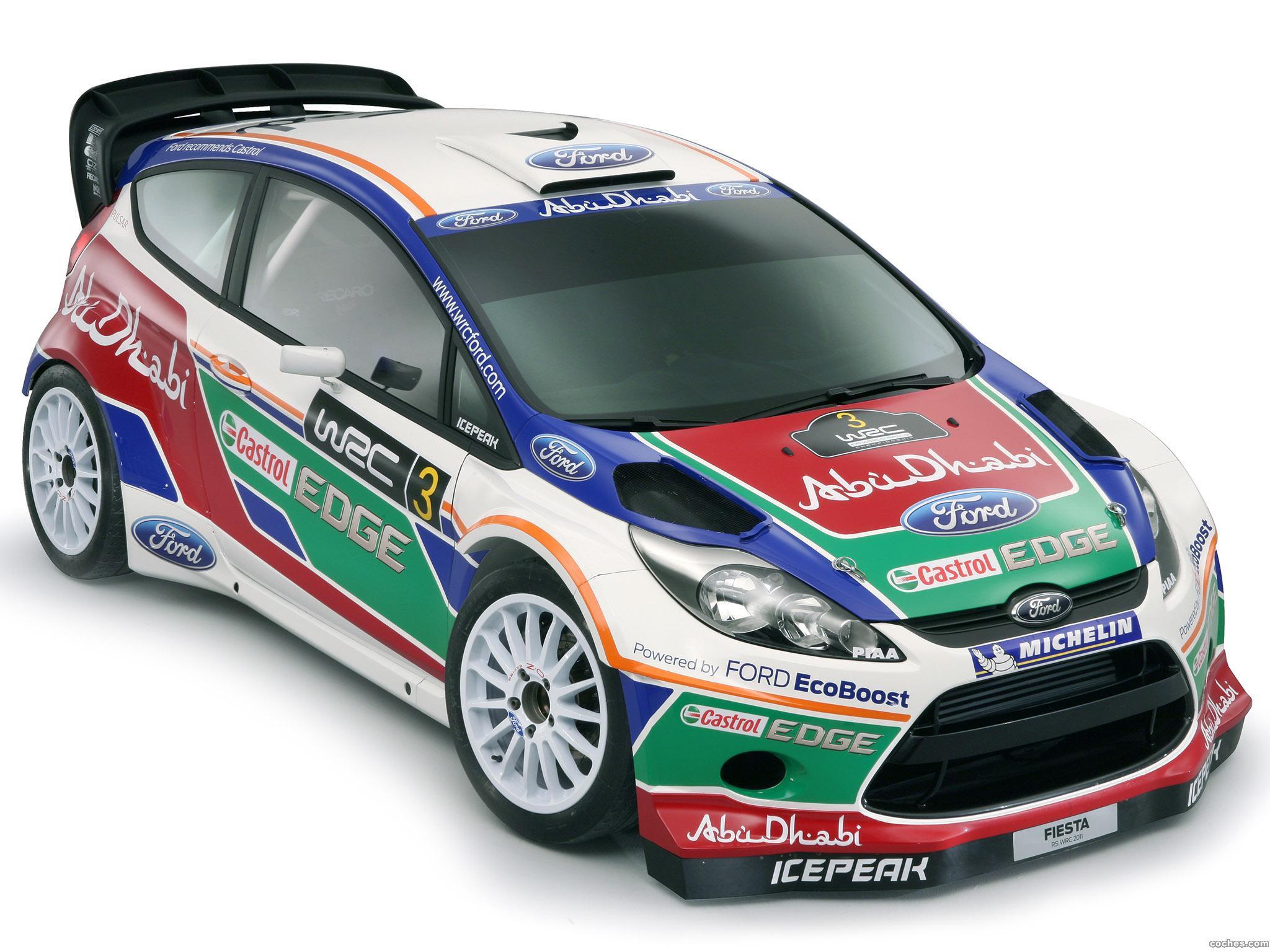 Foto 6 de Ford RS WRC 2011