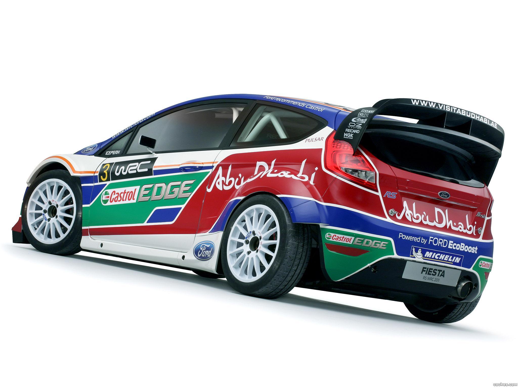 Foto 5 de Ford RS WRC 2011