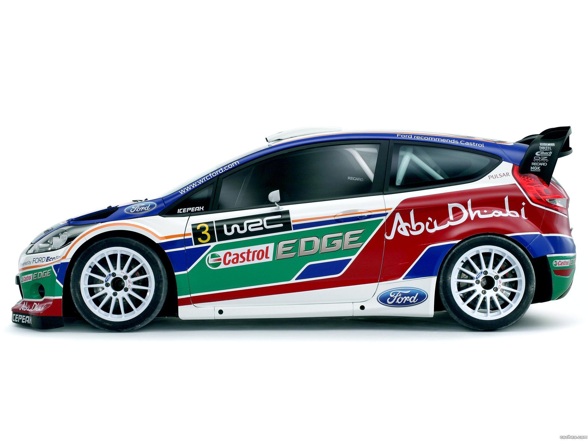Foto 3 de Ford RS WRC 2011
