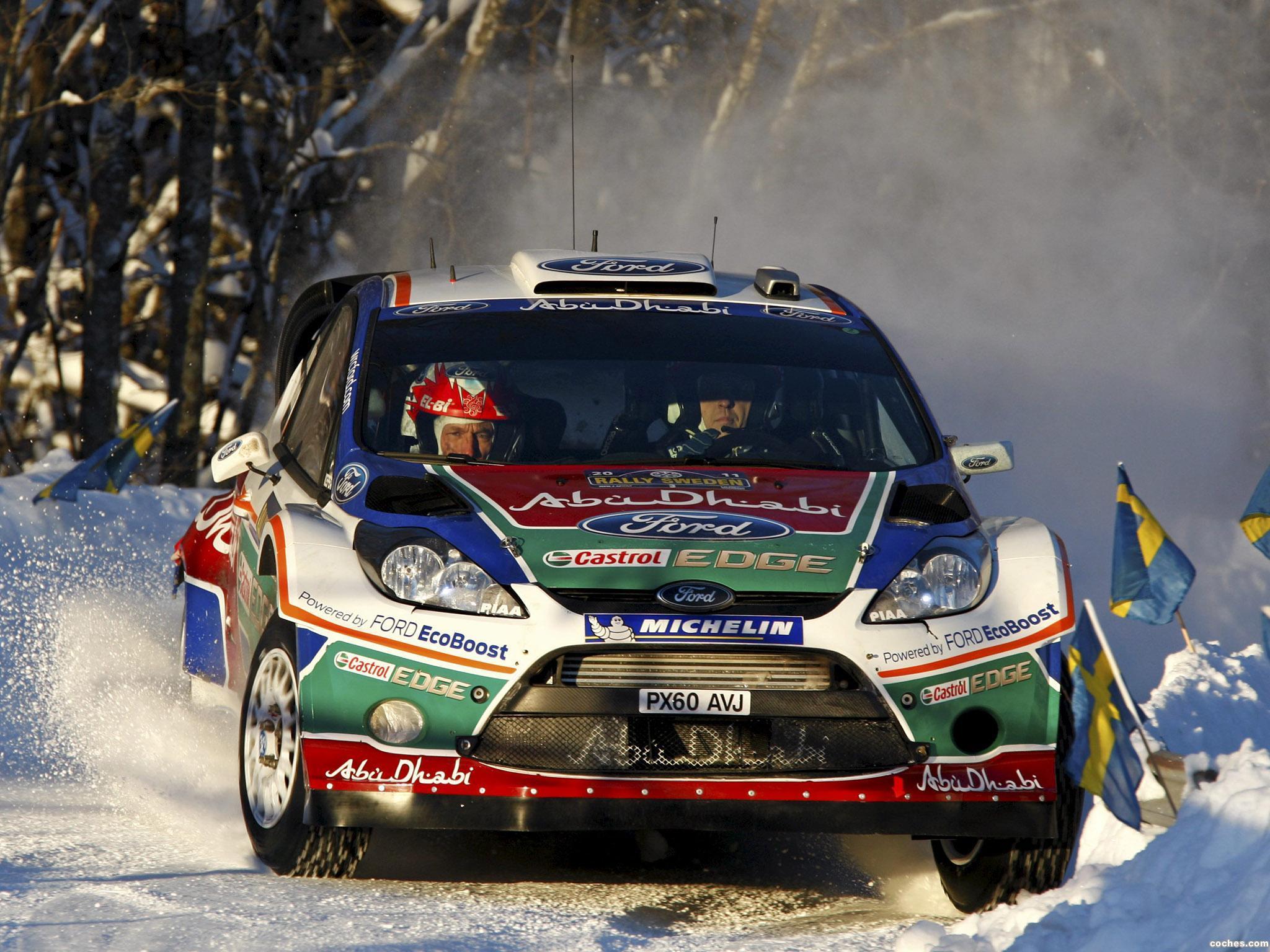 Foto 1 de Ford RS WRC 2011
