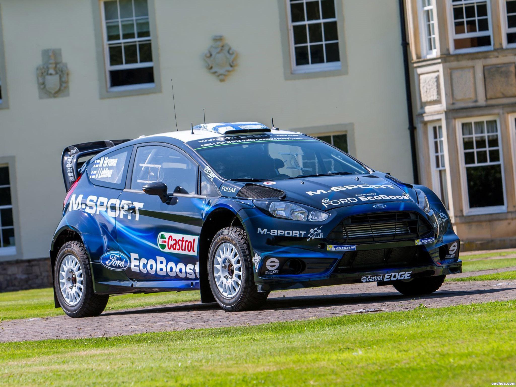 Foto 4 de Ford Fiesta RS WRC 2014