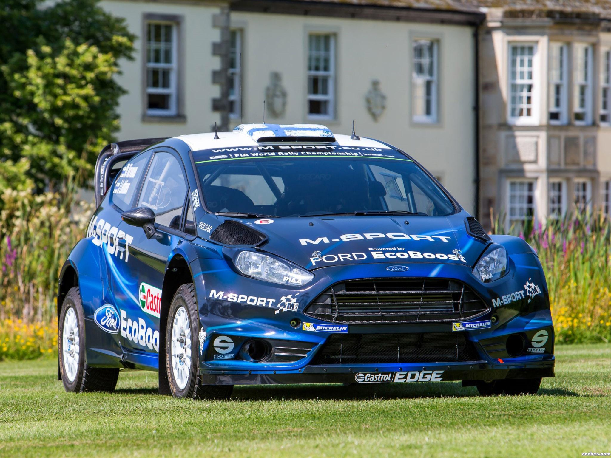 Foto 2 de Ford Fiesta RS WRC 2014