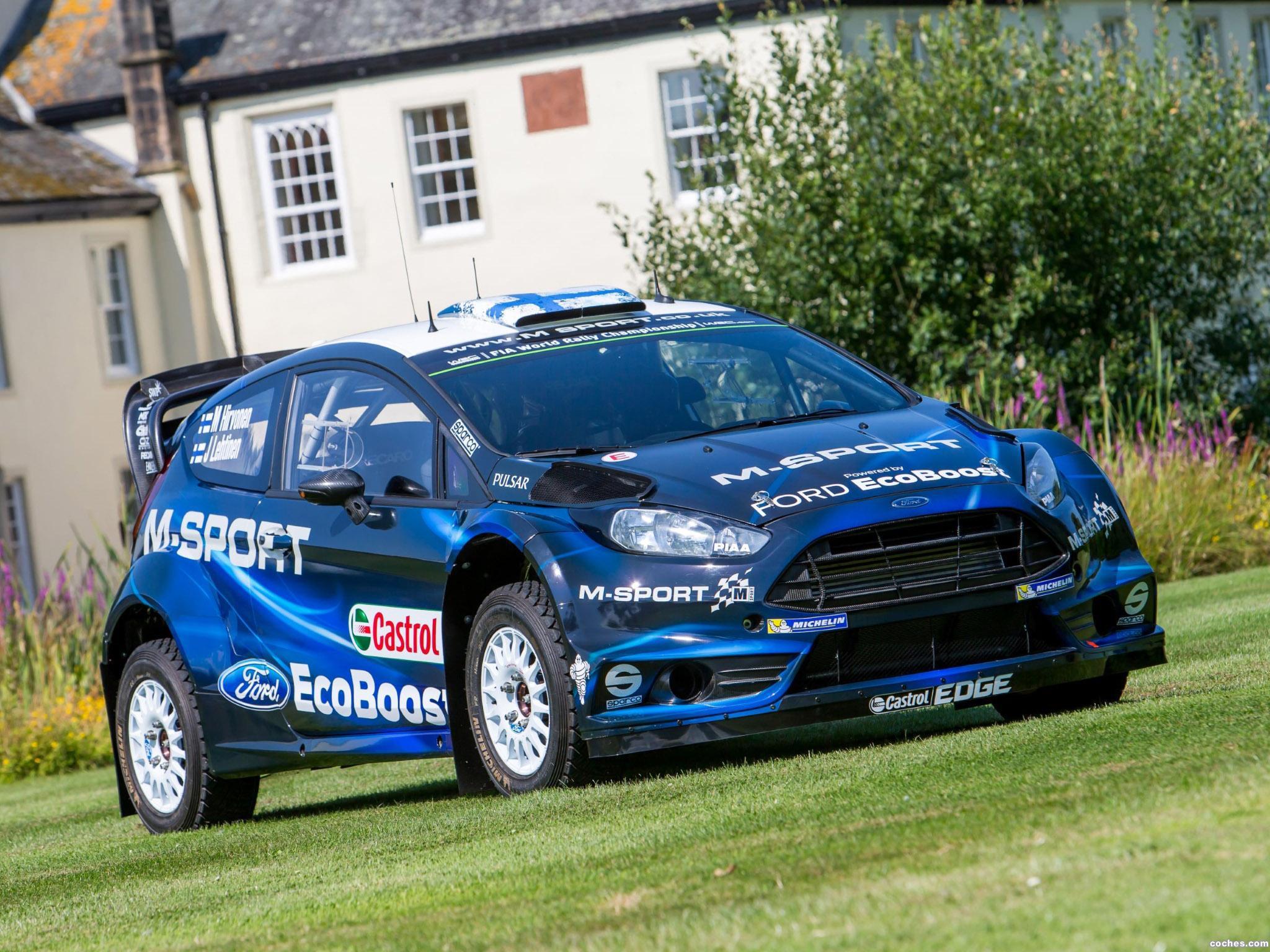 Foto 0 de Ford Fiesta RS WRC 2014
