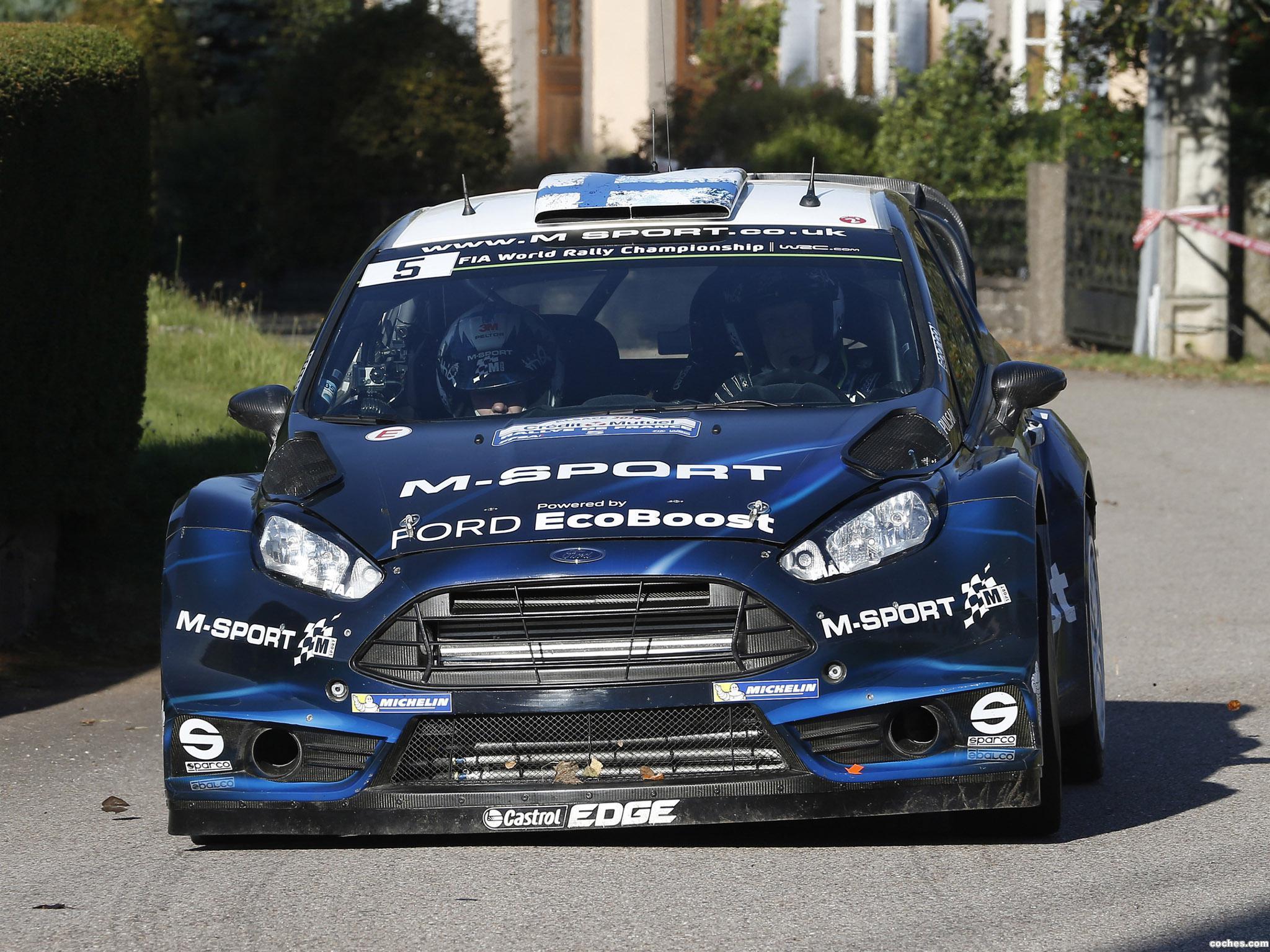 Foto 12 de Ford Fiesta RS WRC 2014